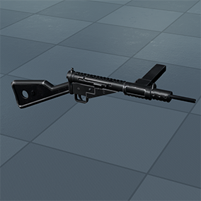 High quality weapon with AAA Textures and Animations