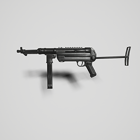 Weapon content suitable for TPS games