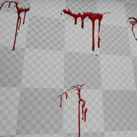Huge FX Blood Collection