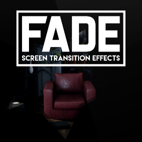 FADE | Screen Transition Effects - A large pack of custom screen fades including wipes, dissolves, distortions, and many more!