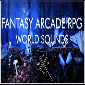 10 unique soundtracks for a fantasy arcade rpg game