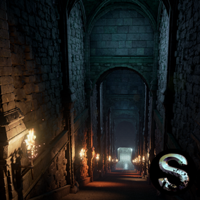 Start making your fantasy game with the creation of the incredible beauty of the dungeon! In this pack you will find all you need to start. More than 250 high-quality models of walls, doors, columns, floors, roofs, web, bones, sewage and much more
