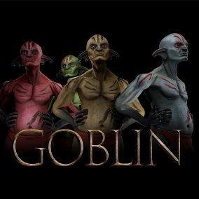 Fantasy Animated Goblins
