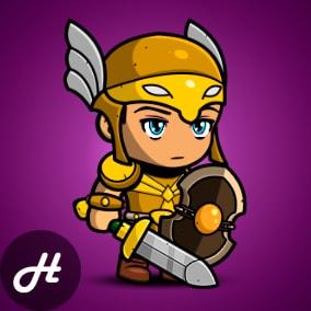 Fantasy Heroes Animated