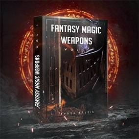 173 High-Quality Magic Weapons Sounds Sound Effects