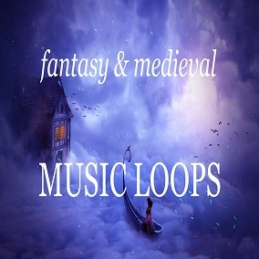 20 music themes in a total of 46 music loops