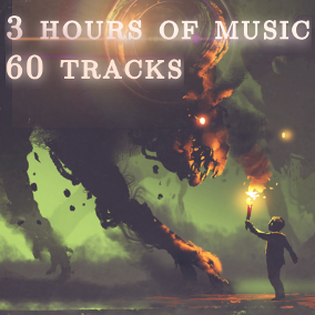 60 seamlessly looping music tracks perfectly suited for a fantasy game.