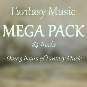 64 tracks, over 3 hours of Fantasy Music