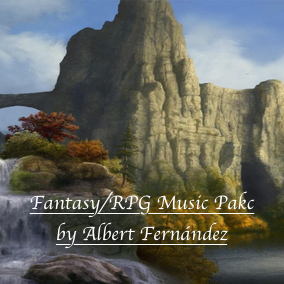 28 tracks ready to be used in your games with fantasy/RPG setting, although it can be used in other type of projects