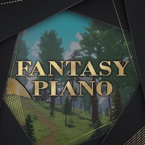 A collection of fantasy piano music. This music can be a great addition to your RPG or fantasy games.