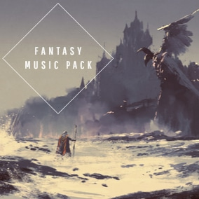 Fantasy music pack is a music for fantasy with brilliant orchestration.