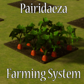 Farming System is an asset you can use to plant, grow and harvest vegetables & fruit.
