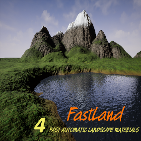4 Fast automatic landscape materials