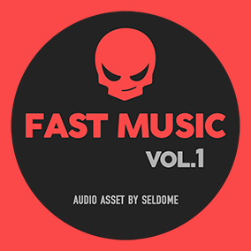 Fast Music Vol.1  - Royalty Free Music by Seldome