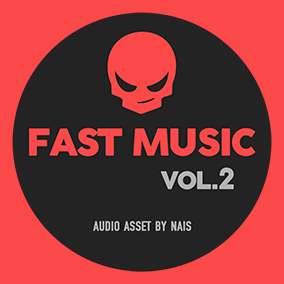 Fast Music Vol.2 Royalty Free Music by Nais