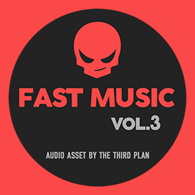 Fast Music Vol.3 - Royalty Free Music by The Third Plan
