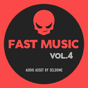 Fast Music Vol.4 - Royalty Free Music by Seldome