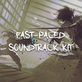3 original fast-paced tracks crafted to create high energy and emotion in a level or scene. Listen to the preview mix here: https://youtu.be/ZMt3kOyjWMg