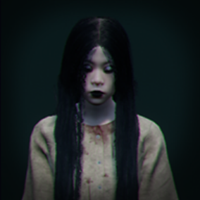 Female Asian Ghost – Character