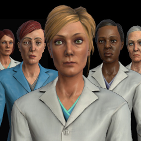 Modular Female Scientists
