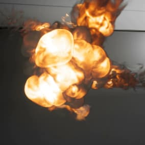 This FX pack is a FX pack with real fire, smoke, and explosion.
