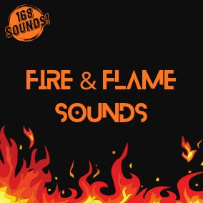 168 Premium Fire & Flame Sound Effects That Will Take Your Game To The Next Level!