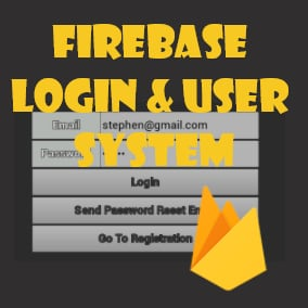 Firebase Login and User System is an UE4 plugin that provides the ability to register/login firebase and store user info with firestore. Using firebase, you don't need your own server for user login or data storage.