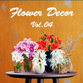 high quality flower for interior decoration