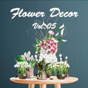 high quality flower for interior decoration
