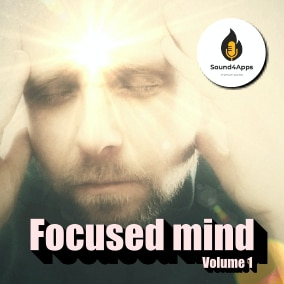 Focused Mind vol.1 is a pack with harmonius music, containing six full length tracks aiming at accompanying and guide the player in your games´s riddles, puzzles and environments.