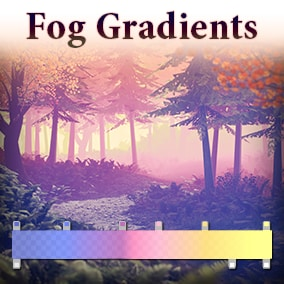 Fog Gradients is a Post-Process effect that allows you to layer different colors over distances and directions.