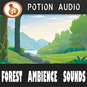 100 High-Quality Forest Ambience Sounds