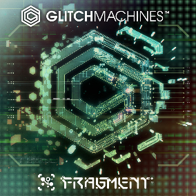 Fragment includes 300 designed glitch sound effects by Ivo Ivanov, featuring recordings of an exclusive collection of custom circuit bent hardware instruments hand-built by Ivo himself over the course of 5 years.
