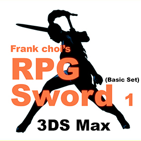 Frank Action RPG Sword 1 (Basic Set)