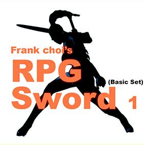 Frank Action RPG Sword 1 (Basic Set)