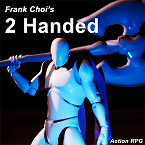 Frank RPG 2 Handed (Combination Attack)
