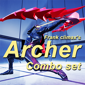 Frank RPG Archer Combo set