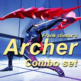 Frank RPG Archer Combo set
