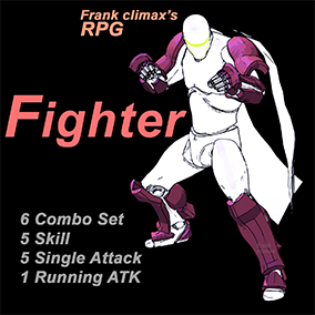 Frank RPG Fighter