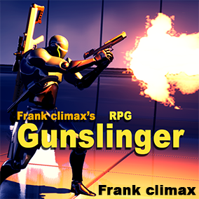 Frank Action RPG Gunslinger (Combination)