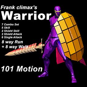 Frank RPG Warrior (Male)