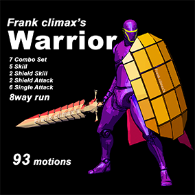 Frank RPG Warrior (Male)