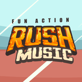 A total of 5 exciting and electrifying music tracks! Each track has a sped up version for an extra boost! Particularly great for runner game, racing game, sports game and even puzzle games with cute visuals!