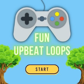 This pack contains 12 cheerful and quirky background music loops, created to accompany projects that require fun, positive, and upbeat feel to them.