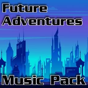 A Futuristic Music Pack with a Dark Twist.
