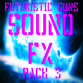 The final volume in a series of high definition, modern gun sound effects. Professionally designed, these sounds are production ready and will bring a new sense of realism to any project.