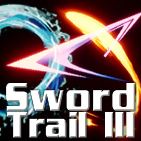 18 stylize sword trail effect