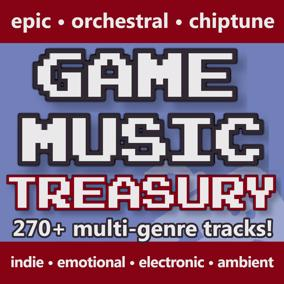 Collection of 270+ Original Multi-Genre Music Tracks to use Royalty-Free in your Game!