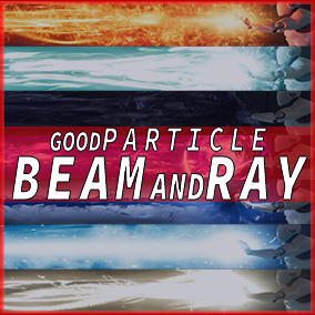 GOOD Particle : Beam and Ray is pack that helps you to add some cool and beam / ray / laser effects to your game. Variety of style and sound included. So, if you are a developer and you have no time to make this, I made it for you.