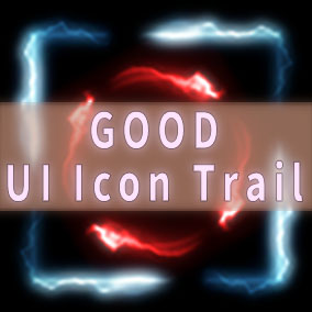 GOOD UI ICON TRAIL is pack that helps you to add some Material Animation Effects for UMG Icon to your game.